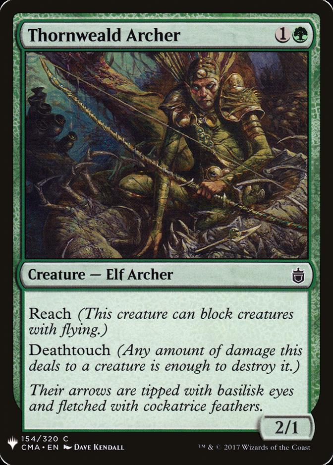 Thornweald Archer [MB1]