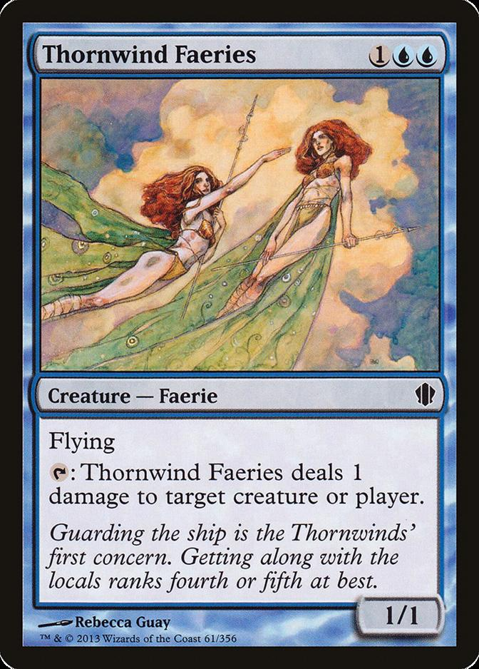 Thornwind Faeries [C13]