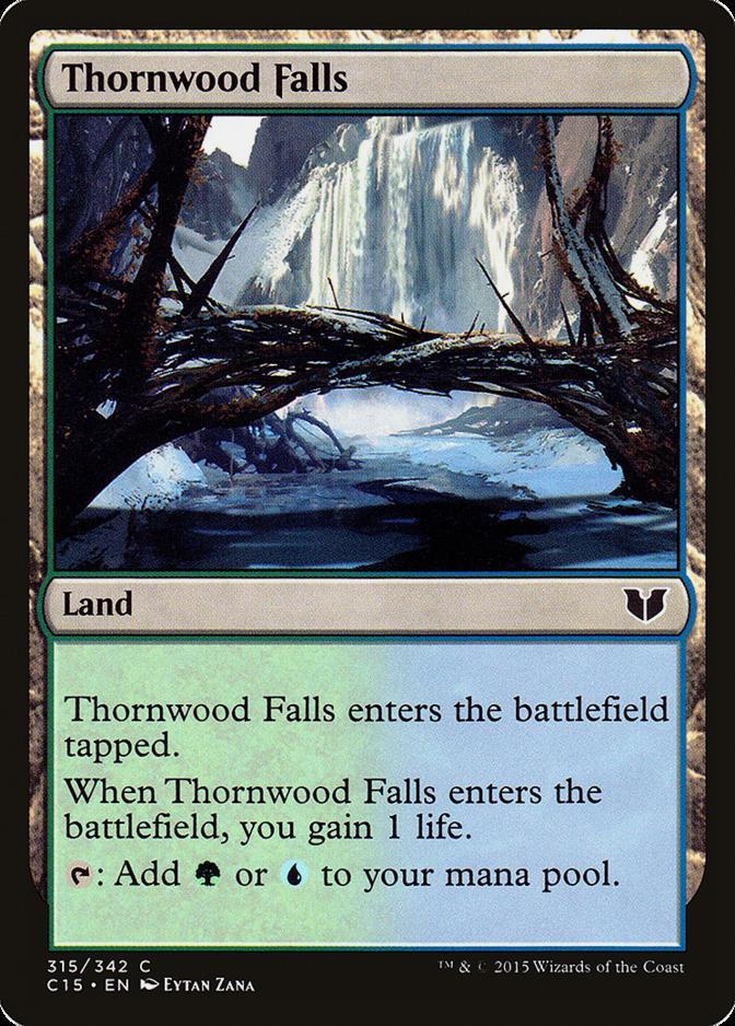 Thornwood Falls [C15]
