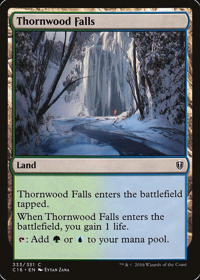 Thornwood Falls [C16]