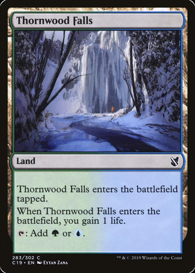 Thornwood Falls [C19] (F)