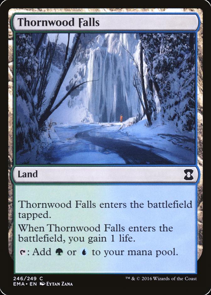 Thornwood Falls [EMA]