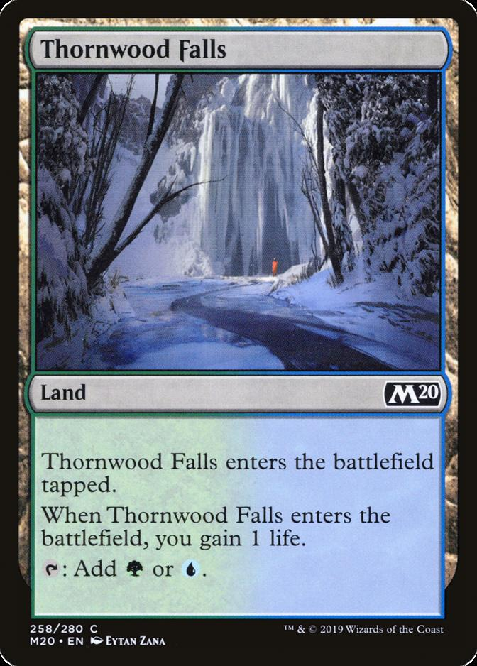 Thornwood Falls [M20]