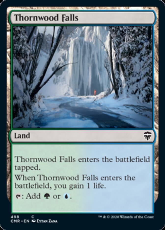 Thornwood Falls <precon> [CMR]