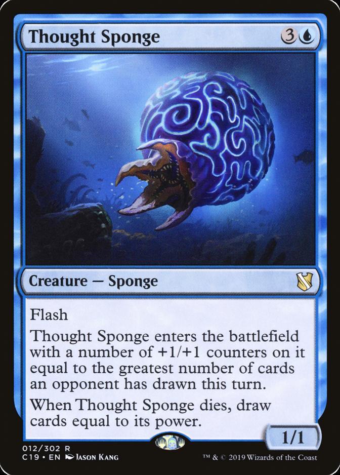 Thought Sponge [C19]