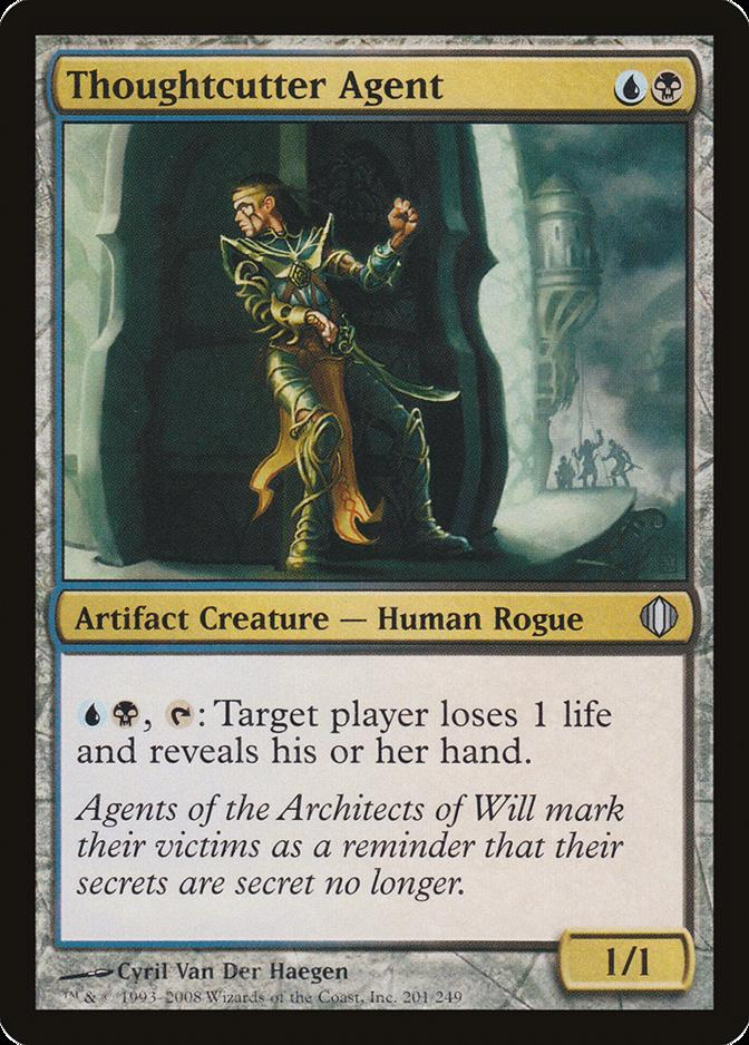 Thoughtcutter Agent [ALA]