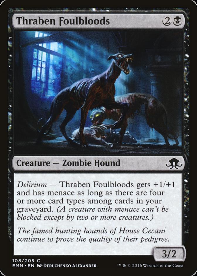 Thraben Foulbloods [EMN]