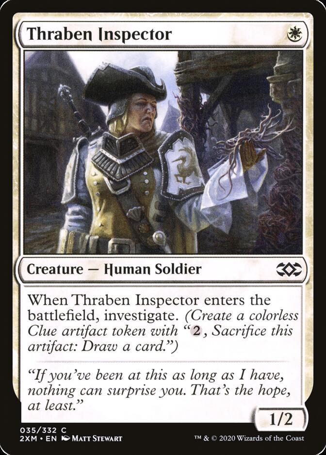 Thraben Inspector [2XM]
