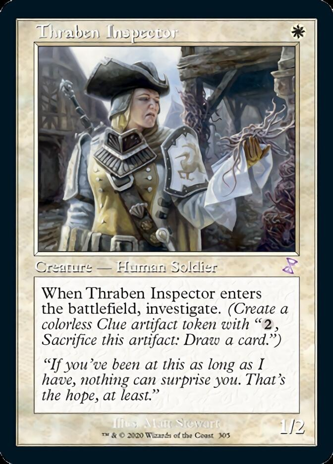 Thraben Inspector <timeshifted> [TSR]