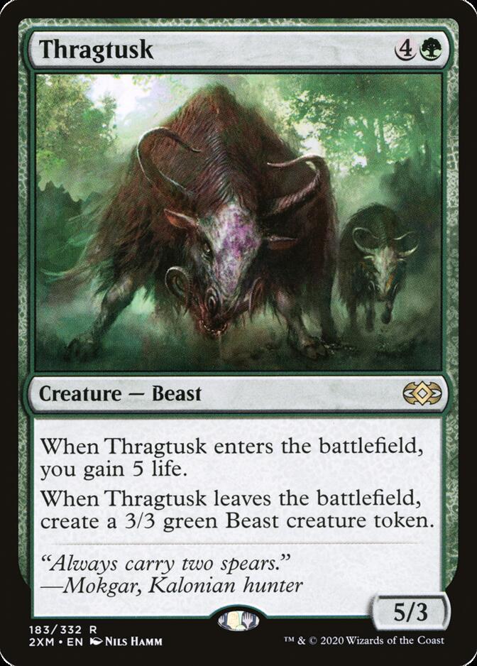 Thragtusk [2XM]