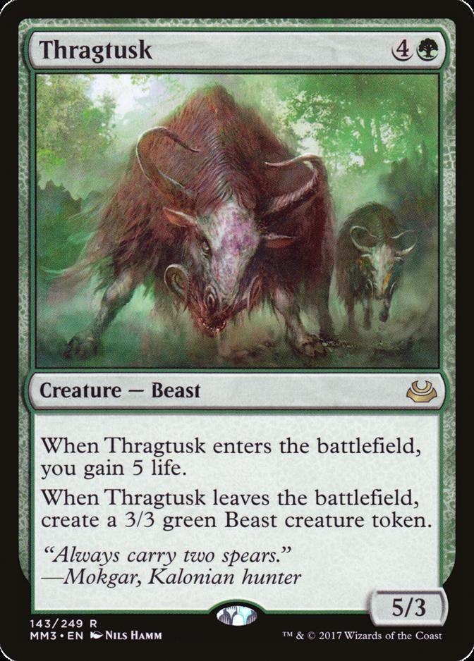 Thragtusk [MM3] (F)