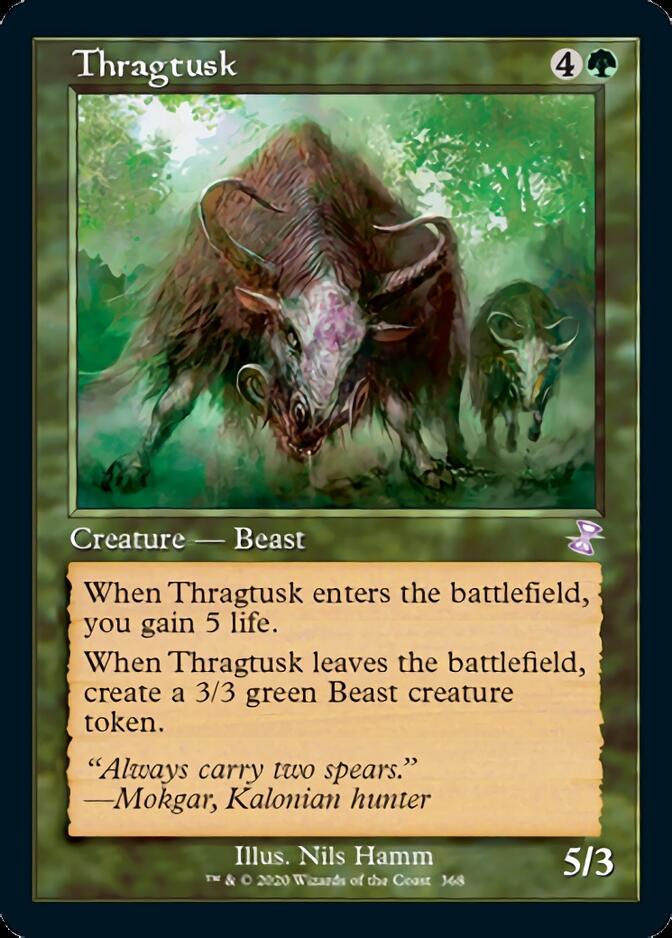 Thragtusk <timeshifted> [TSR]