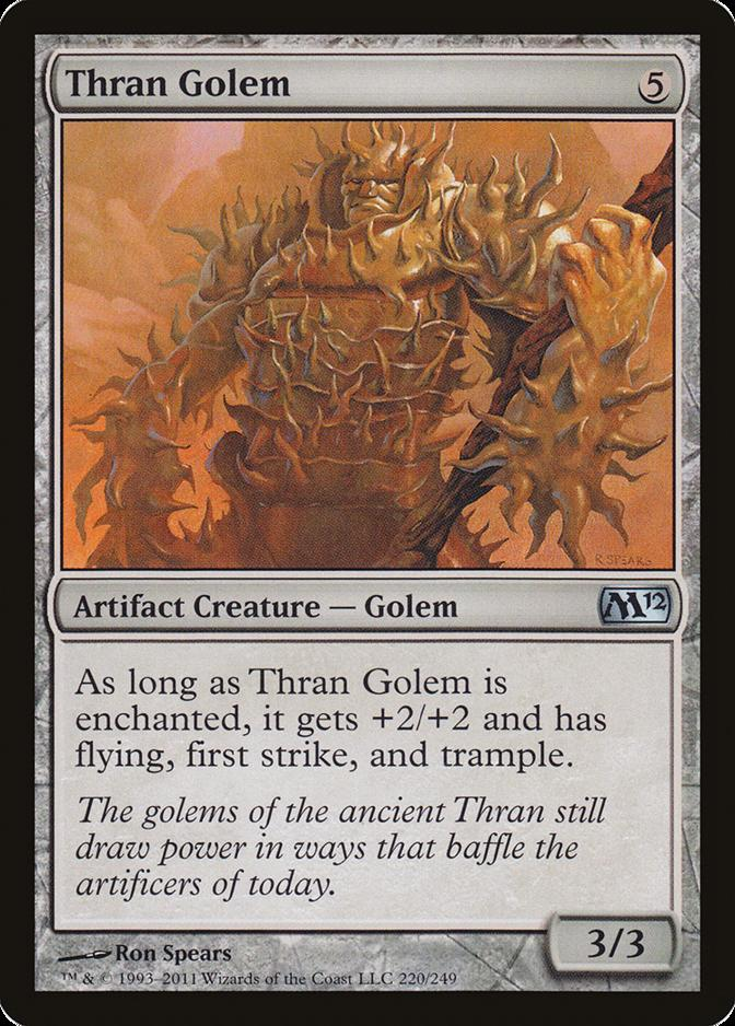 Thran Golem [M12]
