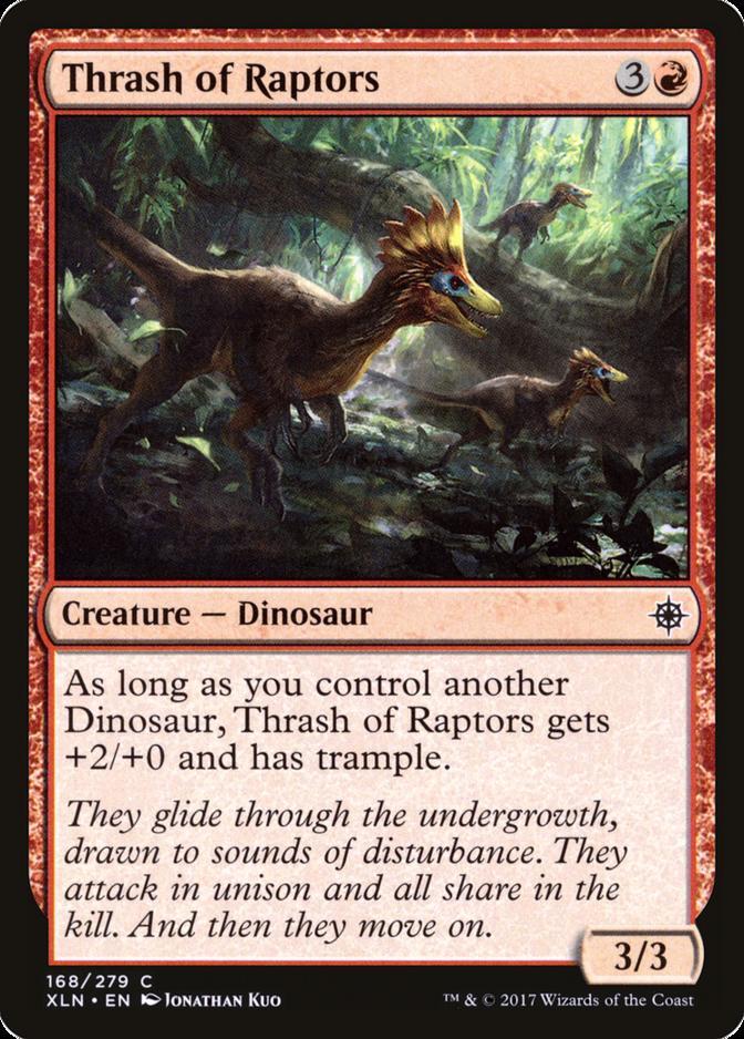 Thrash of Raptors [XLN]