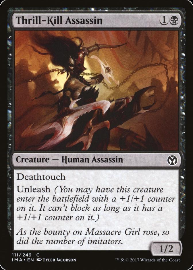 Thrill-Kill Assassin [IMA] (F)