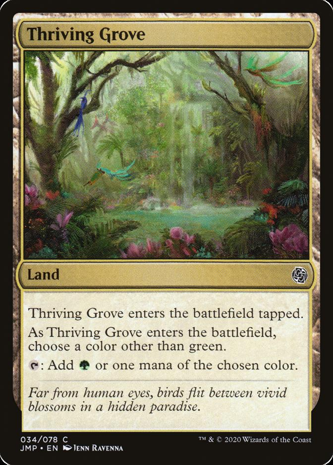 Thriving Grove [JMP]