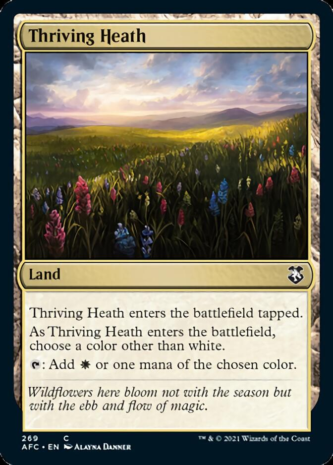 Thriving Heath [AFC]
