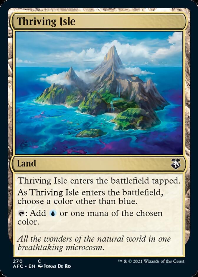 Thriving Isle [AFC]