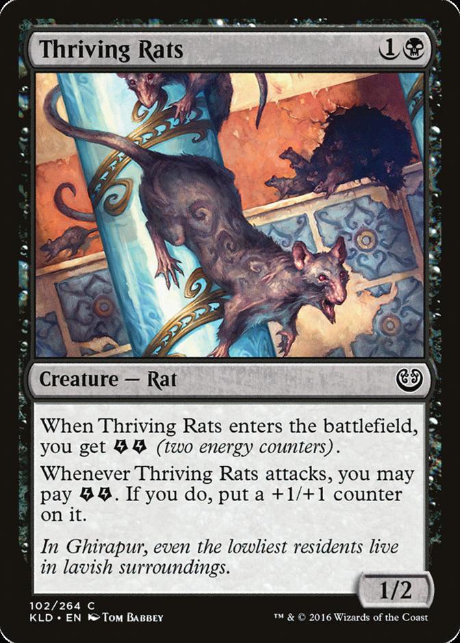 Thriving Rats [KLD]