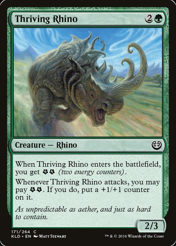 Thriving Rhino [KLD]