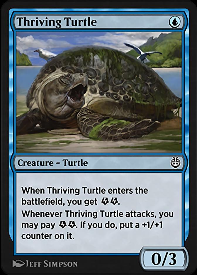 Thriving Turtle [KLR]