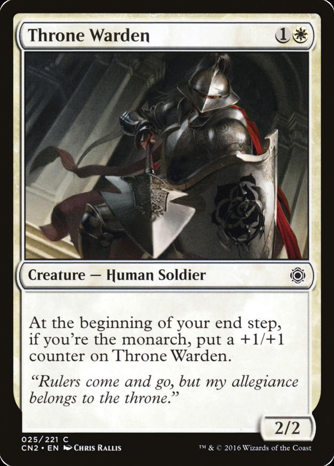 Throne Warden [CN2]