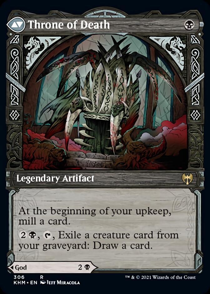 Throne of Death <showcase> [KHM]