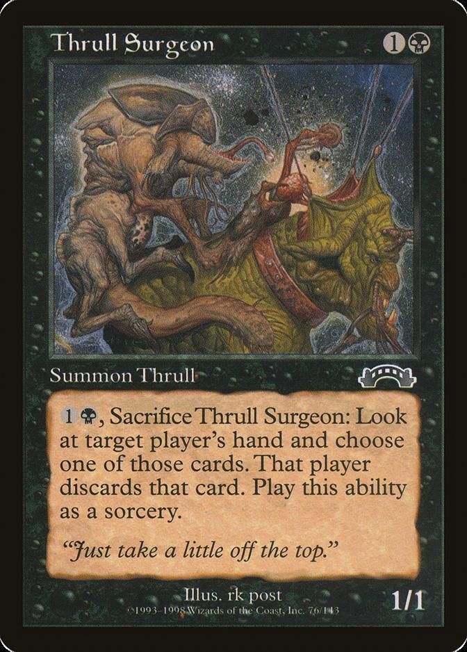 Thrull Surgeon [EX]