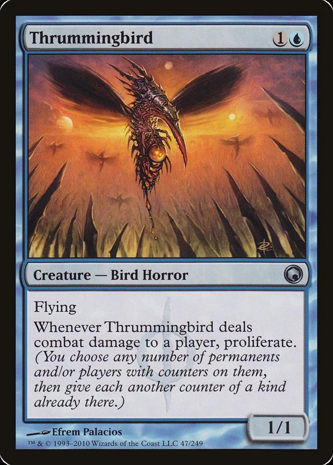 Thrummingbird [SOM]