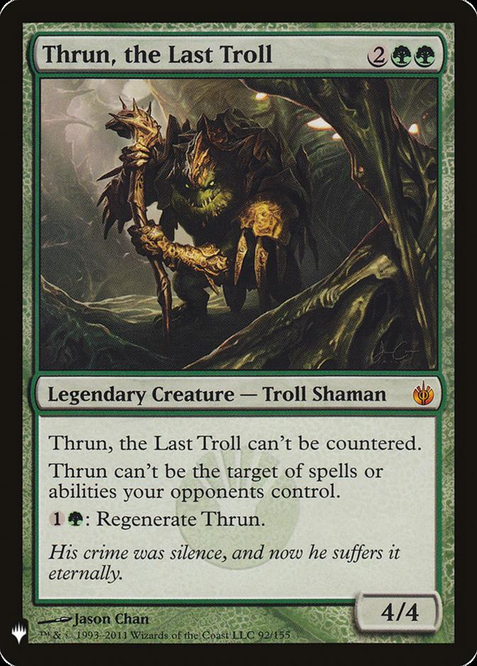 Thrun, the Last Troll [MB1]