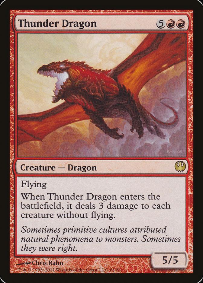 Thunder Dragon [DDG]