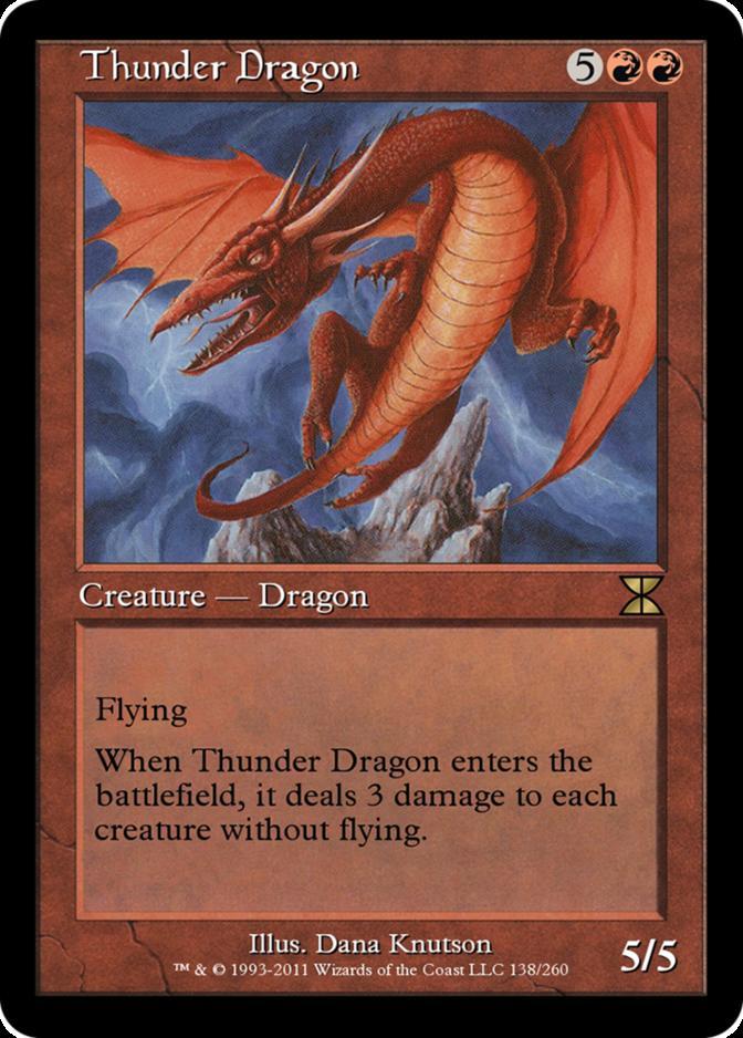 Thunder Dragon [ME4]