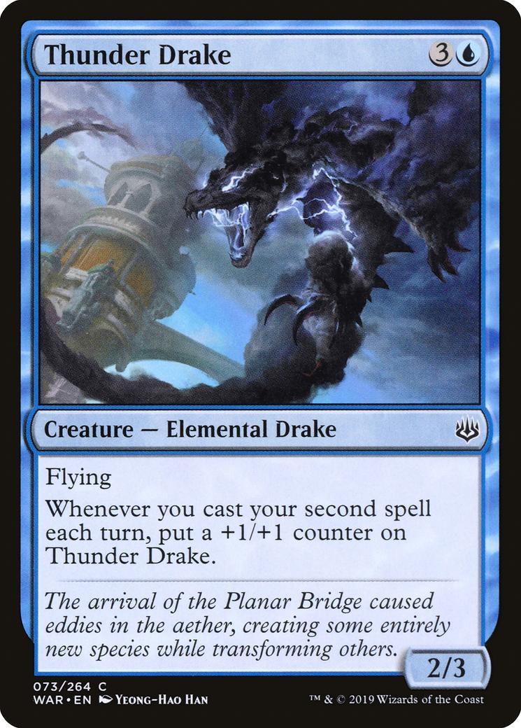 Thunder Drake [WAR]