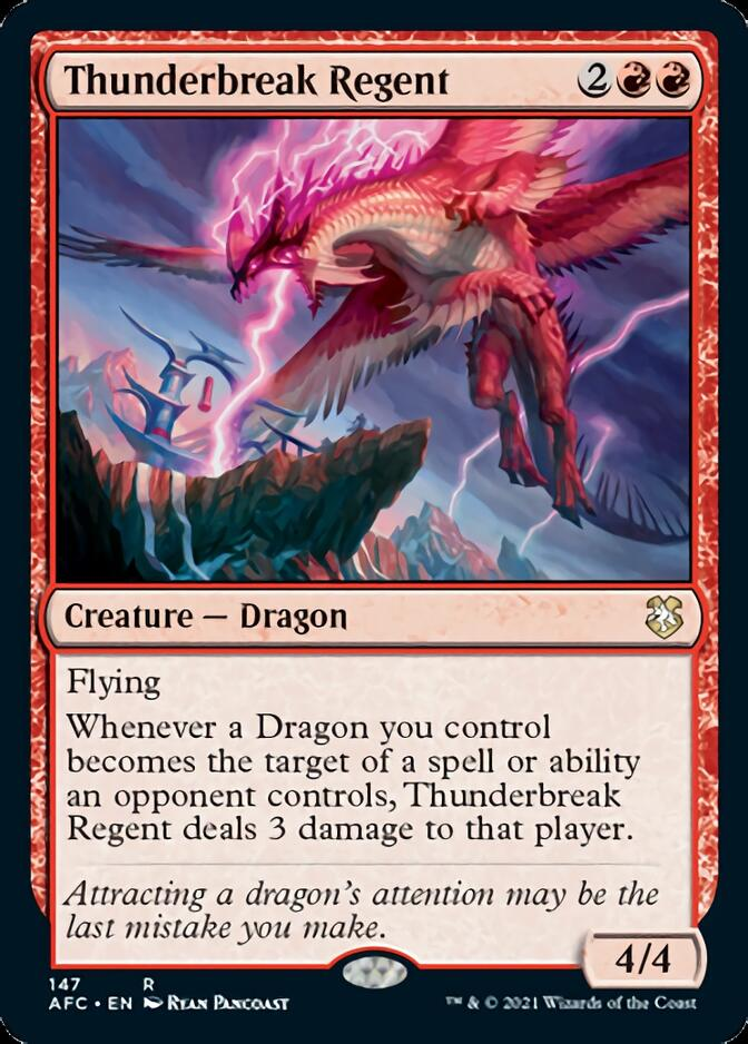 Thunderbreak Regent [AFC]