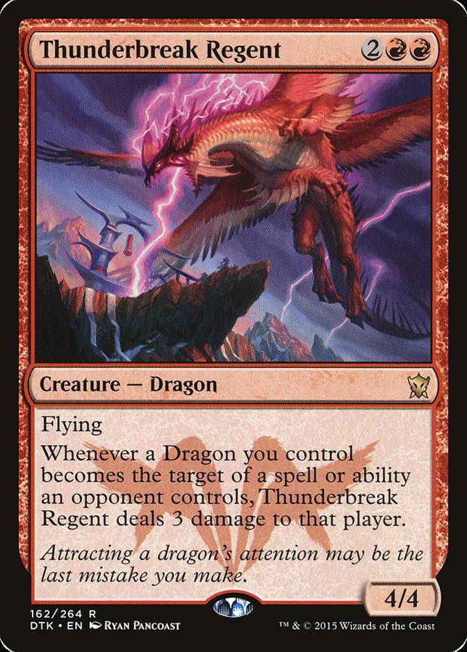Thunderbreak Regent [DTK]