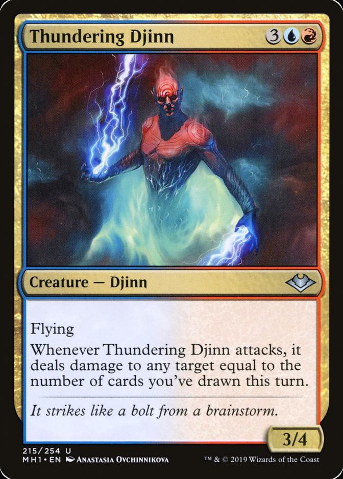 Thundering Djinn [MH1]