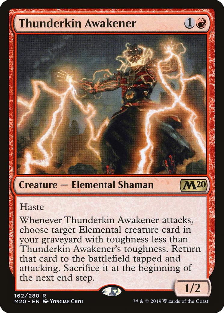 Thunderkin Awakener [M20]