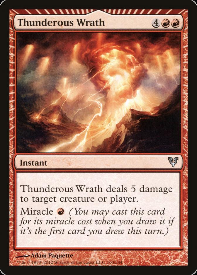 Thunderous Wrath [AVR]