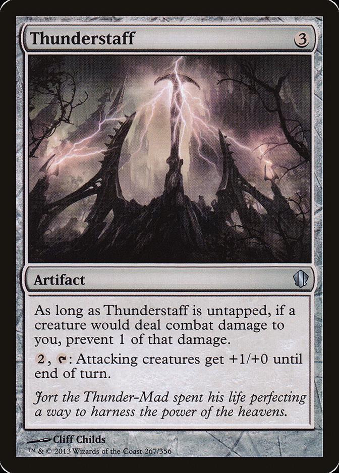 Thunderstaff [C13]