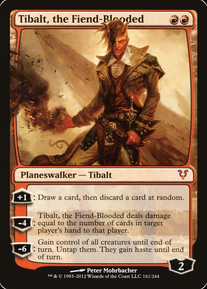 Tibalt, the Fiend-Blooded [AVR]