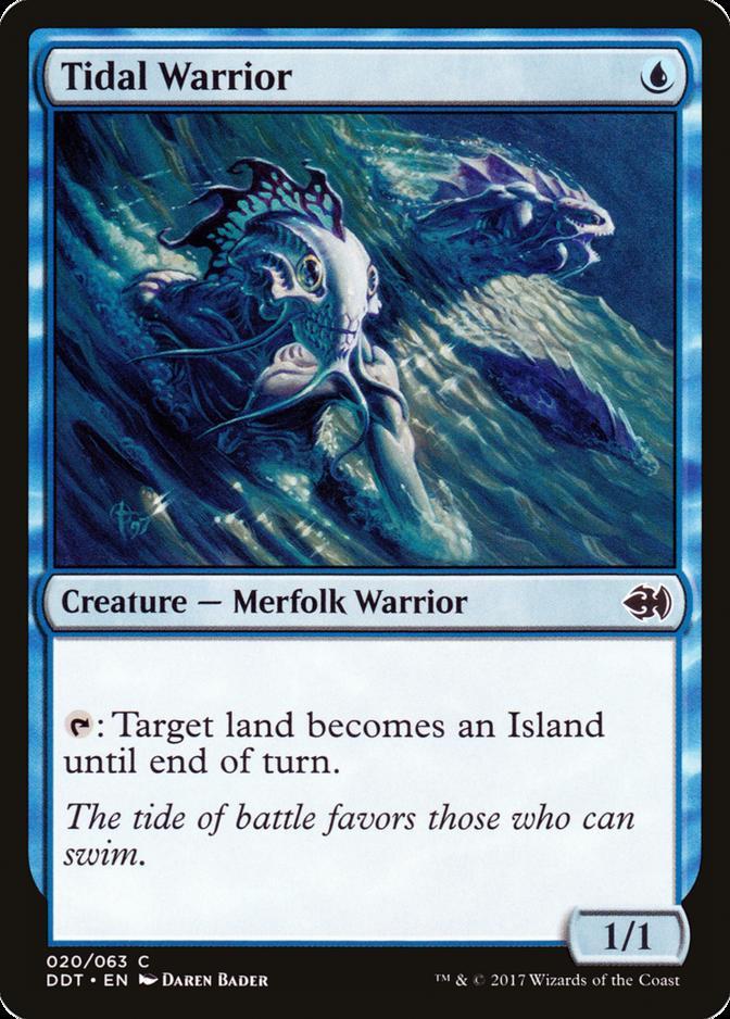 Tidal Warrior [DDT]