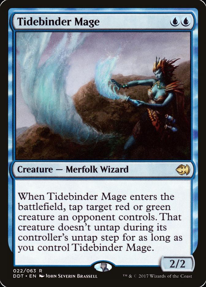 Tidebinder Mage [DDT]