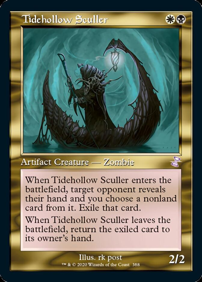 Tidehollow Sculler <timeshifted> [TSR]