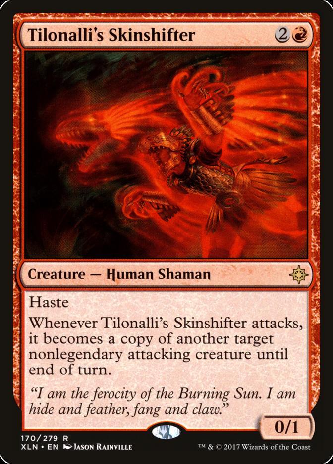 Tilonalli's Skinshifter [XLN]
