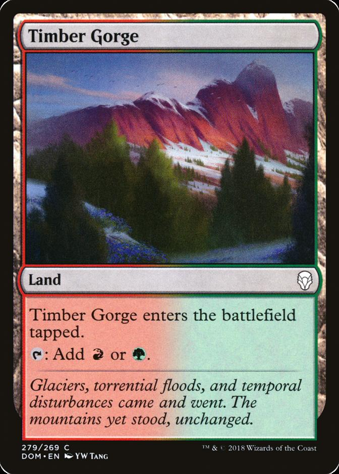 Timber Gorge [DOM]
