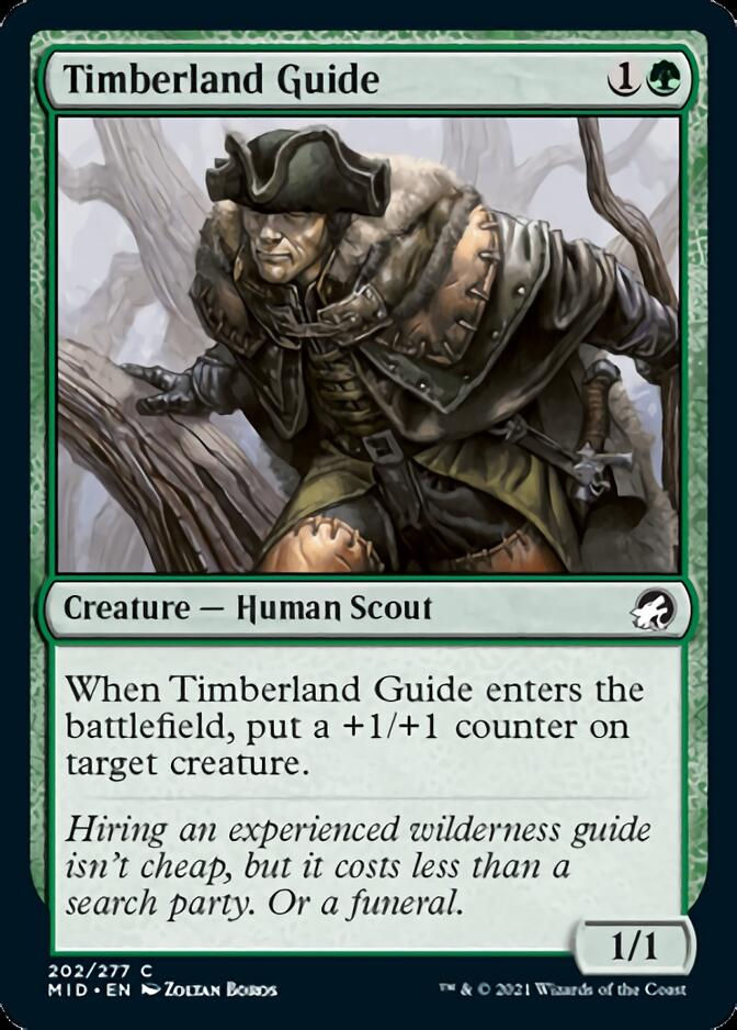 Timberland Guide [MID]