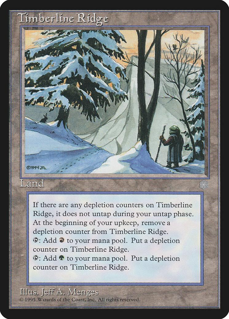 Timberline Ridge [ICE]