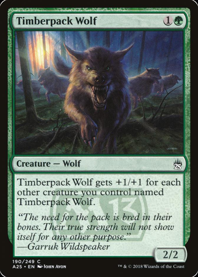 Timberpack Wolf [A25] (F)