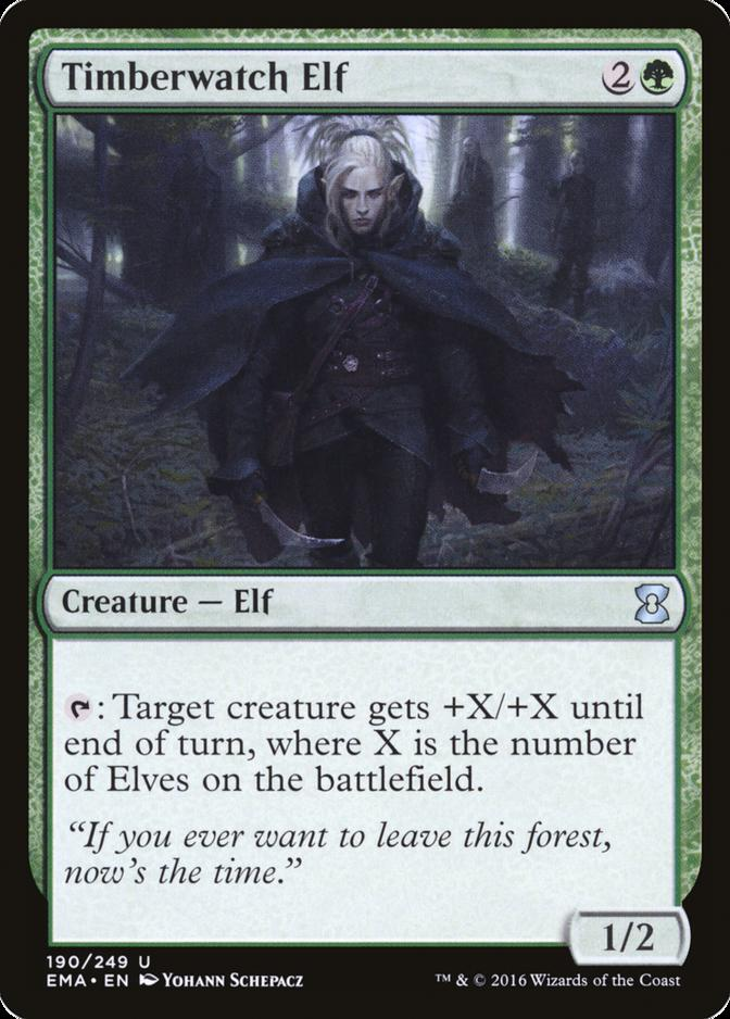 Timberwatch Elf [EMA]