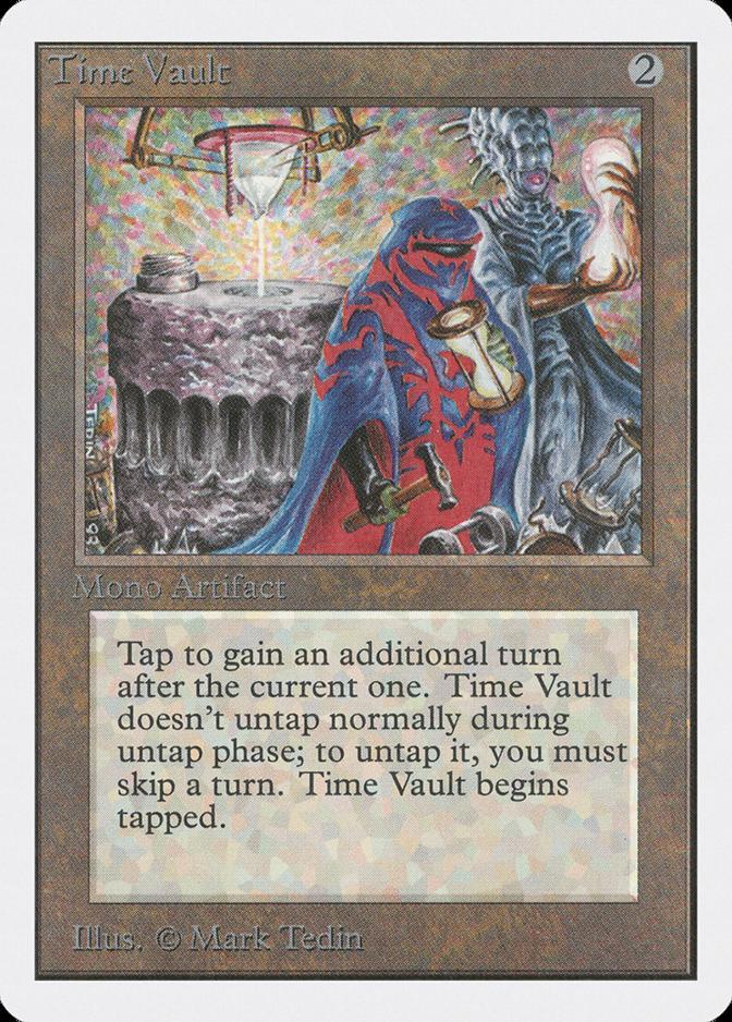 Time Vault [2ED]
